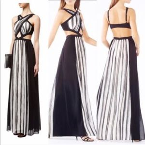 Black and White BGBG Gown